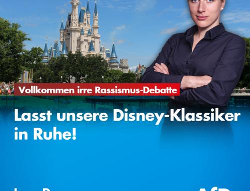 Jetzt drehen sie komplett durch – Vollkommen irre Rassismus-Debatte um Disney Klassiker