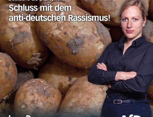 """Rassismusskandal an deutscher Behörde: Bundeszentrale verhöhnt Deutsche als """"Kartoffeln"""""""