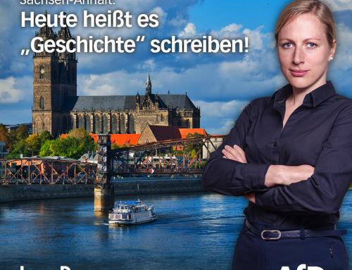 Landtagswahlen in Sachsen-Anhalt